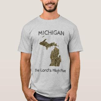 Camiseta Michigan - o t-shirt do Alto cinco do senhor
