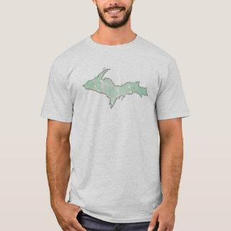 Camiseta Michigan superior
