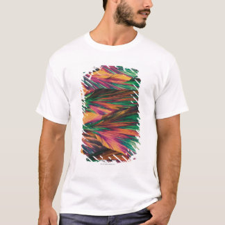 Camiseta Micro estrutura de cristal