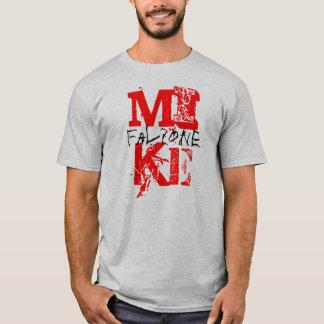 Camiseta MICROFONE, falzone