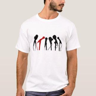 Camiseta Microfones