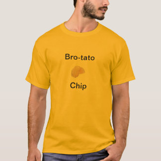 Camiseta Microplaqueta de Bro-tato