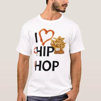"""Camiseta Microplaquetas dos peixes """"n"""" - Hip Hop"""