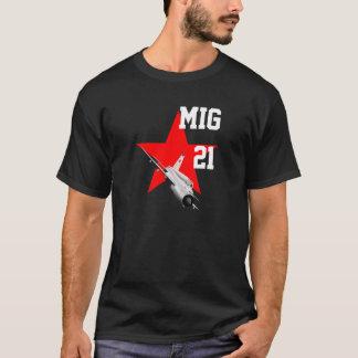 Camiseta Mig 21