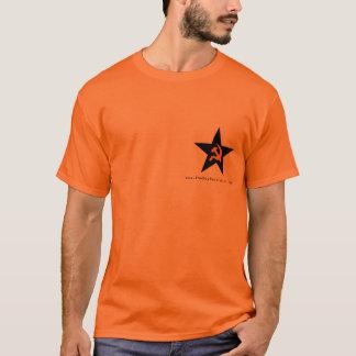 Camiseta Mike Brown - laranja do redentor