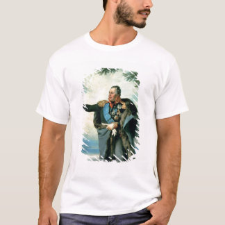 Camiseta Mikhael Ilarionovich Golenichtchev Kutuzov