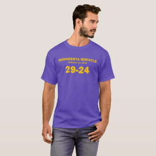 Camiseta Milagre de Minnesota