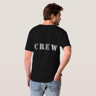 Camiseta milhas do grupo