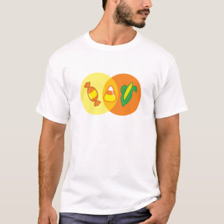 Camiseta Milho de doces Venn