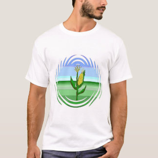 Camiseta milho híbrido