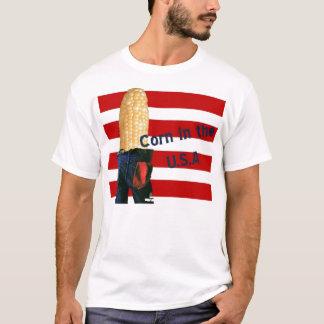 Camiseta Milho nos EUA