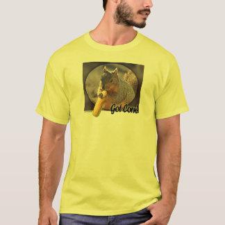 Camiseta Milho obtido?