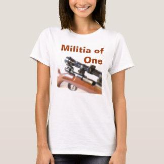 Camiseta Milícia de uma