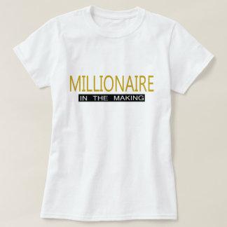 Camiseta Milionário