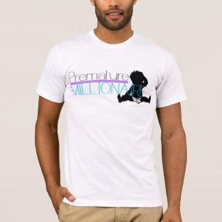 Camiseta milionário prematuro do IE