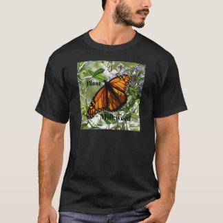 Camiseta Milkweed da planta