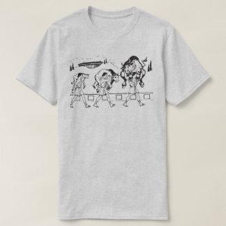 Camiseta Milo do Croton e da Bull - Gym inspirador
