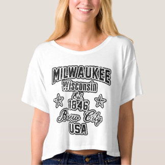 Camiseta Milwaukee