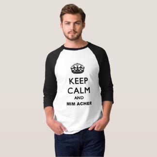 Camiseta Mim Acher