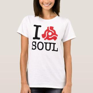 Camiseta Mim alma de 45 adaptadores