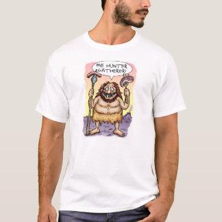 Camiseta 'Mim caçador Gatherer