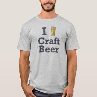 Camiseta Mim cerveja do artesanato [da cerveja]