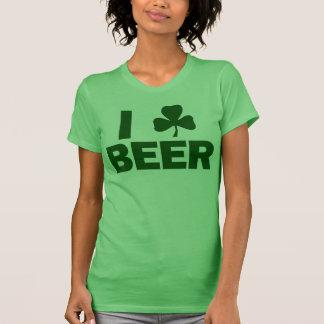 Camiseta Mim cerveja do trevo