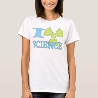 Camiseta Mim ciência do coração