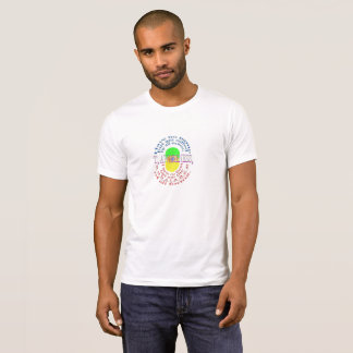 Camiseta Mim, consciência