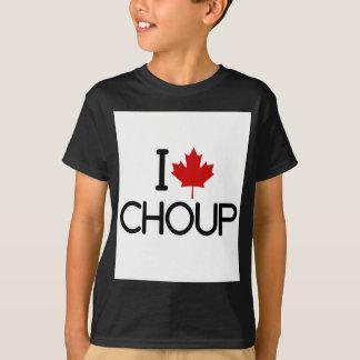 Camiseta Mim coração Choup