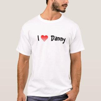 Camiseta mim coração Danny