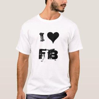 Camiseta Mim coração FB