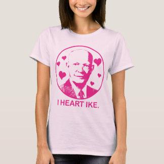 Camiseta Mim coração Ike