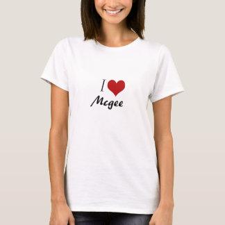 Camiseta Mim coração Mcgee