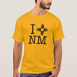 Camiseta Mim coração nanômetro
