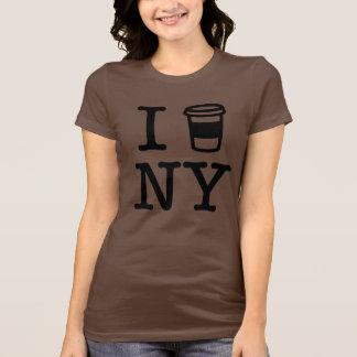Camiseta Mim coração NY
