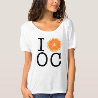 Camiseta Mim coração OC