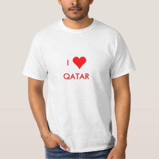 Camiseta mim coração qatar