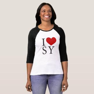 Camiseta Mim [coração] Sally Yates
