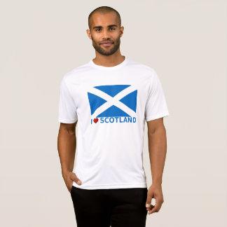 Camiseta Mim coração Scotland