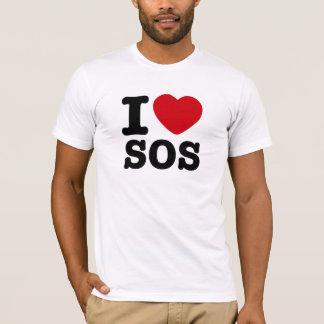 Camiseta mim coração SOS