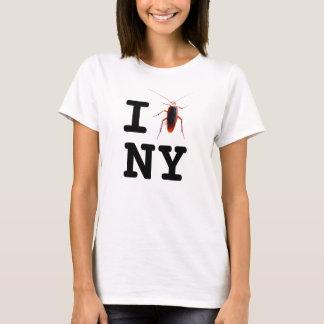 Camiseta Mim das mulheres [barata] NY