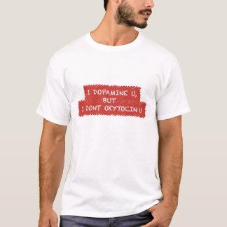 """Camiseta """"Mim dopamina você"""" t-shirt"""