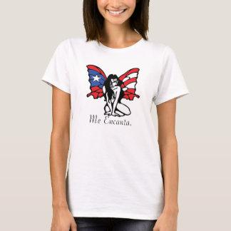 Camiseta Mim Encanta.