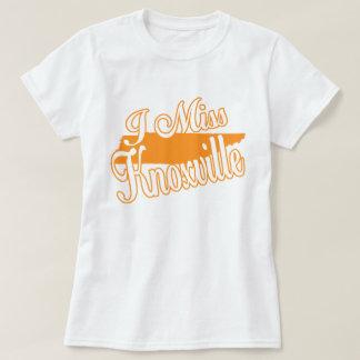 Camiseta Mim estado alaranjado TN da senhorita Knoxville