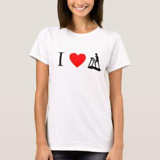 Camiseta Mim exercício do coração