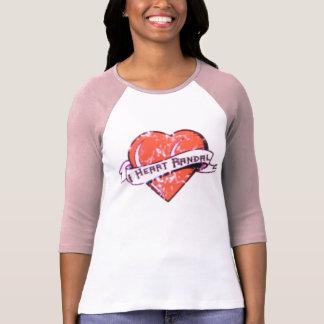 Camiseta Mim festança de Randal_Lil do coração