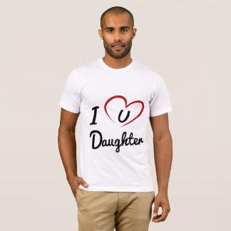 Camiseta Mim filha M de Luv u