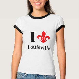 Camiseta Mim flor de lis Louisville
