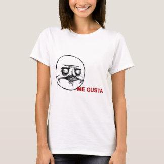 Camiseta Mim Gusta Meme